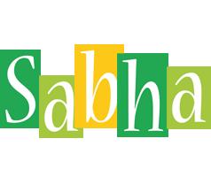 Sabha lemonade logo