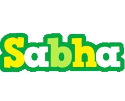 Sabha soccer logo