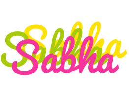 Sabha sweets logo