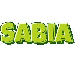 Sabia summer logo