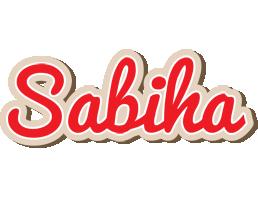 Sabiha chocolate logo