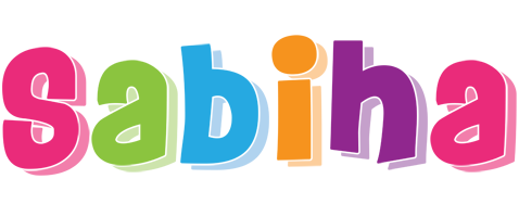 Sabiha friday logo