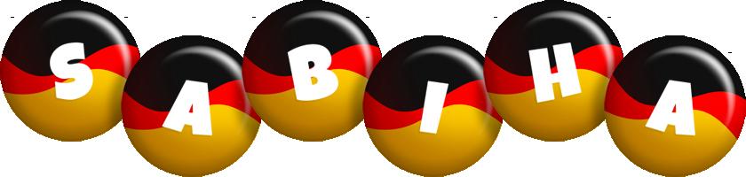 Sabiha german logo