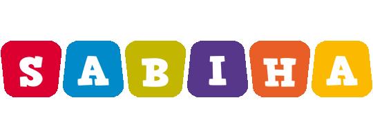 Sabiha kiddo logo