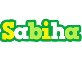 Sabiha soccer logo
