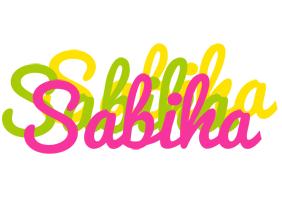 Sabiha sweets logo