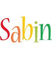 Sabin birthday logo