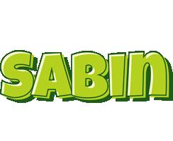 Sabin summer logo