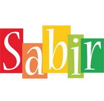 Sabir colors logo