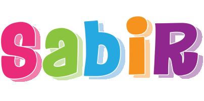 Sabir friday logo