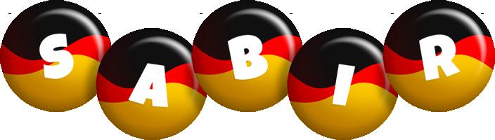 Sabir german logo