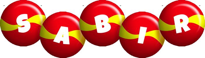 Sabir spain logo