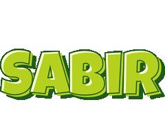 Sabir summer logo