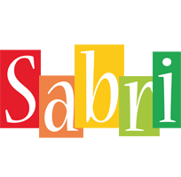 Sabri colors logo