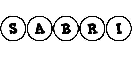 Sabri handy logo