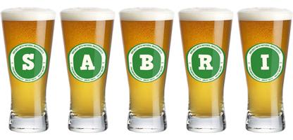 Sabri lager logo