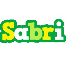 Sabri soccer logo