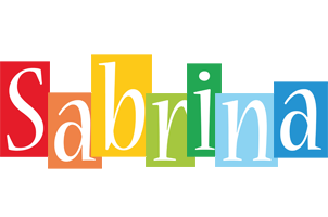 Sabrina colors logo