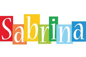 Sabrina colors logo