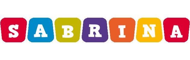 Sabrina daycare logo