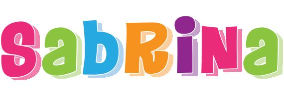 Sabrina friday logo