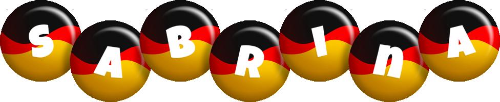 Sabrina german logo