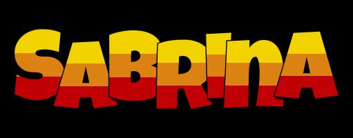 Sabrina jungle logo