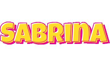 Sabrina kaboom logo