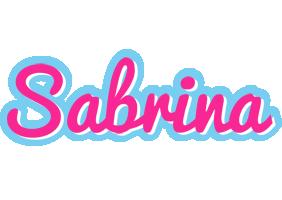 Sabrina popstar logo