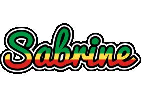 Sabrine african logo