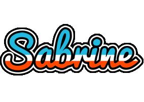 Sabrine america logo