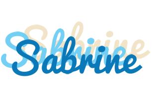 Sabrine breeze logo