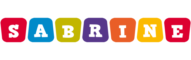 Sabrine daycare logo
