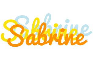 Sabrine energy logo