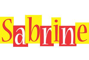 Sabrine errors logo