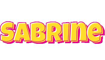 Sabrine kaboom logo