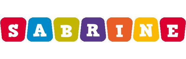 Sabrine kiddo logo