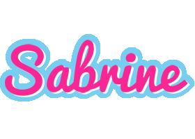 Sabrine popstar logo