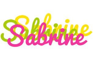 Sabrine sweets logo