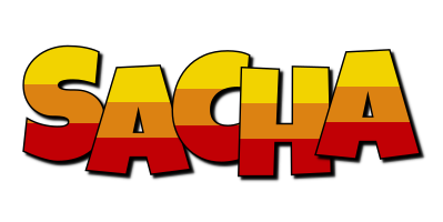 Sacha jungle logo