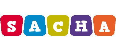 Sacha kiddo logo