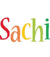 Sachi birthday logo