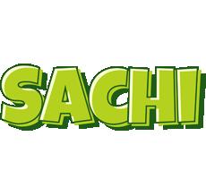 Sachi summer logo