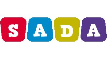 Sada kiddo logo
