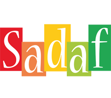 Sadaf colors logo