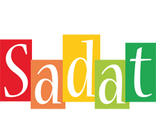 Sadat colors logo