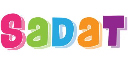 Sadat friday logo