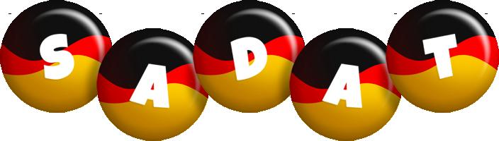 Sadat german logo