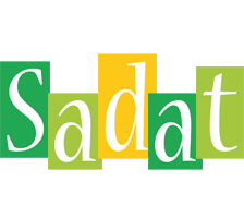 Sadat lemonade logo