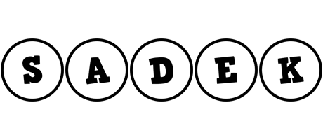 Sadek handy logo